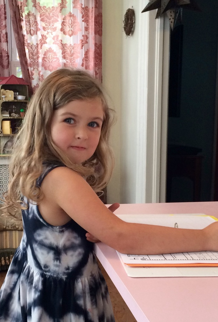 Little Lady Violet: Friday Freebie: Math Morning Work