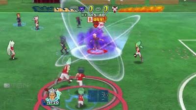 تحميل لعبة ابطال الكرة فريق النسور ضد فريق النجوم للكمبيوترSalma Adra
