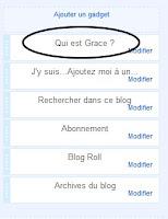 grace bailhache tableau bord blogger presentation
