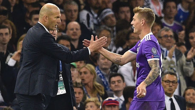 Zidane souhaite recruter un talent marseillais pour succéder à Toni Kroos
