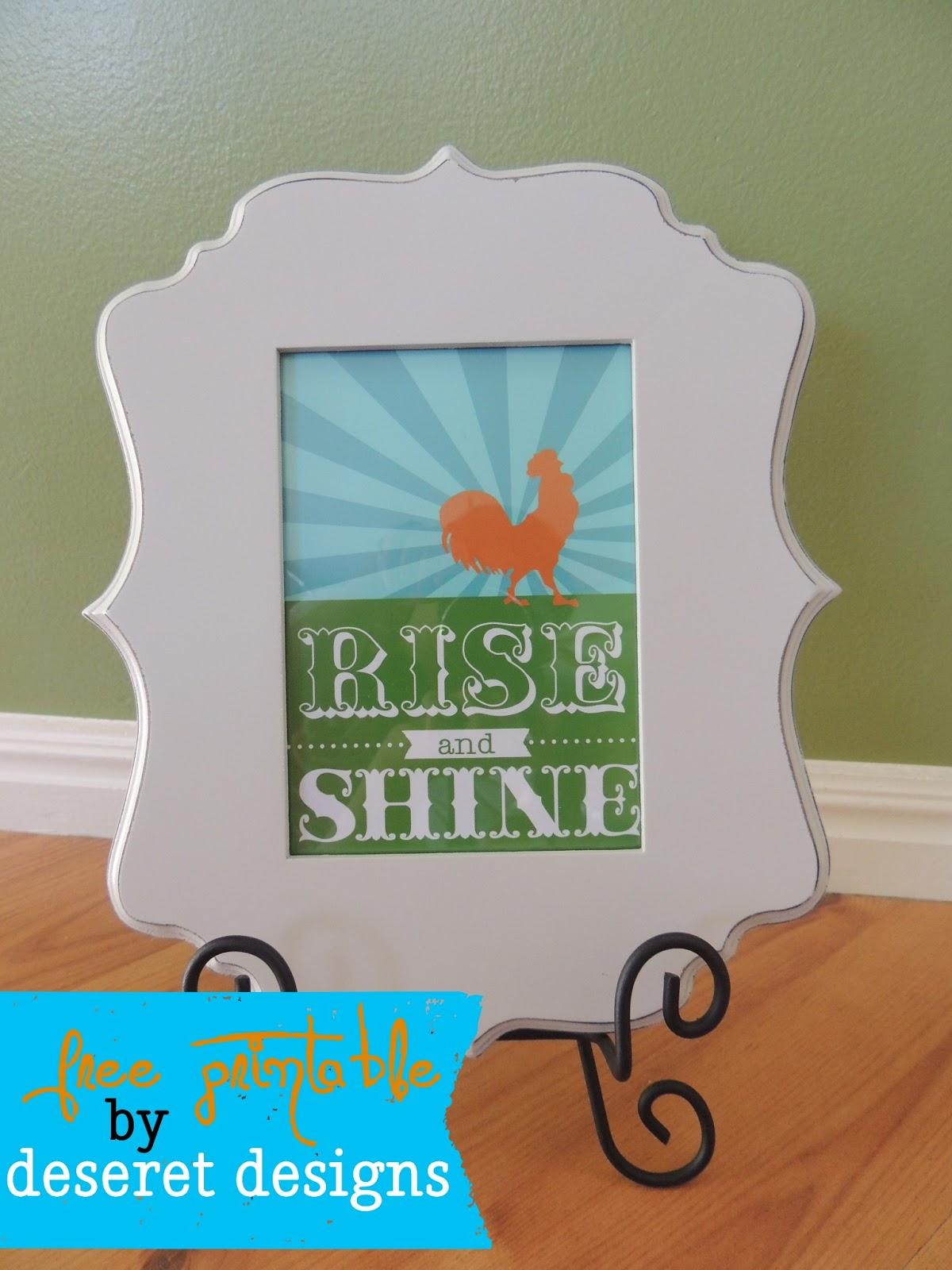 rise and shine - photo #22