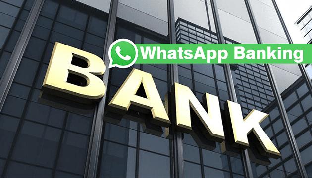 ميزة WhatsApp Banking متاحة الأن في الإمارات العربية المتحدة