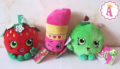 Плюшевые Shopkins Plush toys for kids