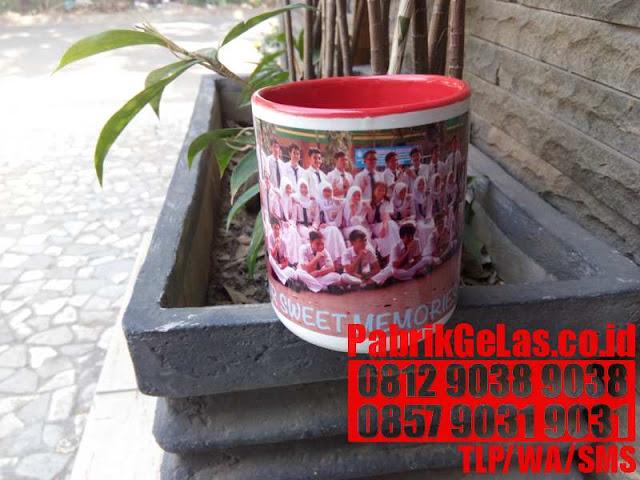 SOUVENIR GELAS JAR BANDUNG JAKARTA