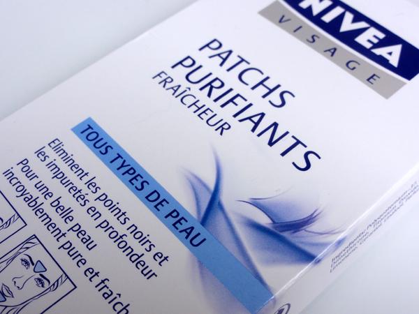 مستحضرات العناية Patchs+Purifiants+Ni