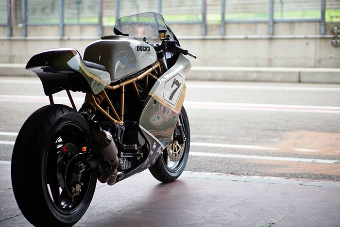 Ducati 900SS Distinto cafe racer