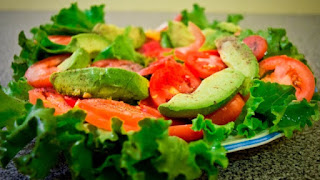 Simple Avocado Salad Recipe