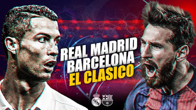 el clasico real madrid vs barcelona live stream