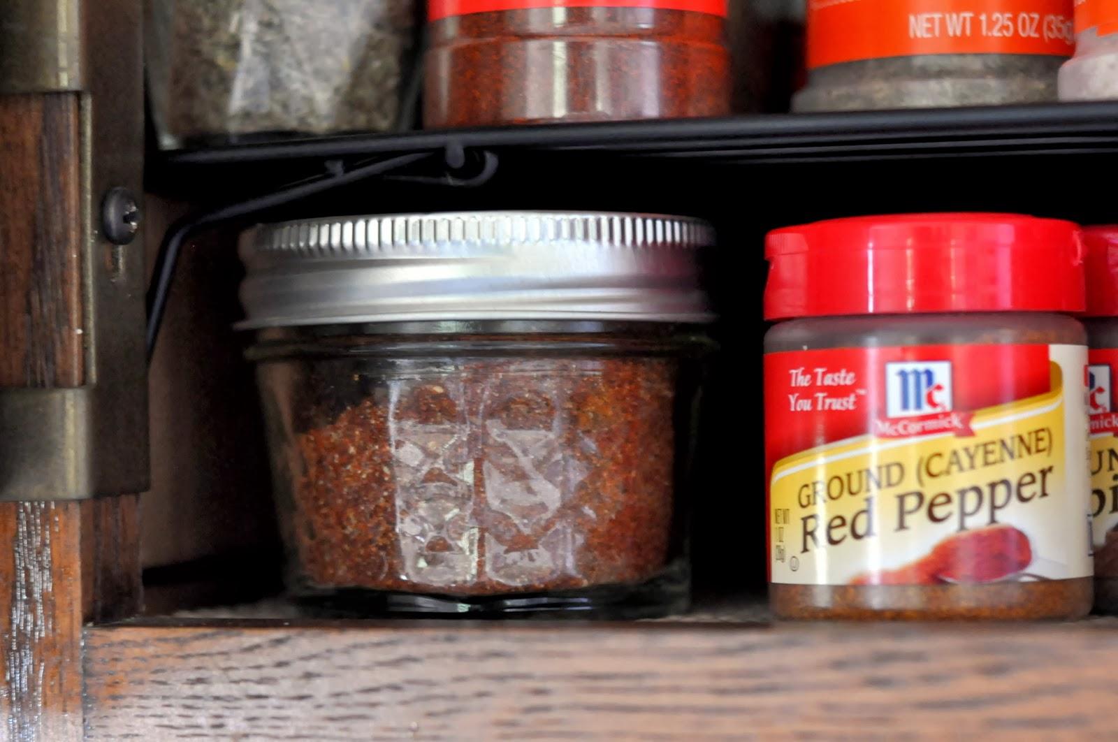 Homemade Taco Seasoning | Taste As You Go