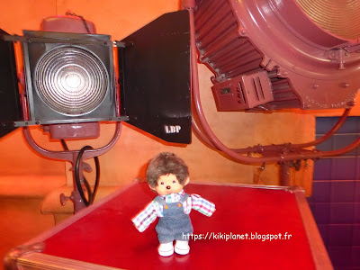 bubbles monchhichi Disneyland studio paris