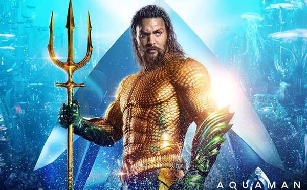 Review Aquaman (2018) Bahasa Indonesia