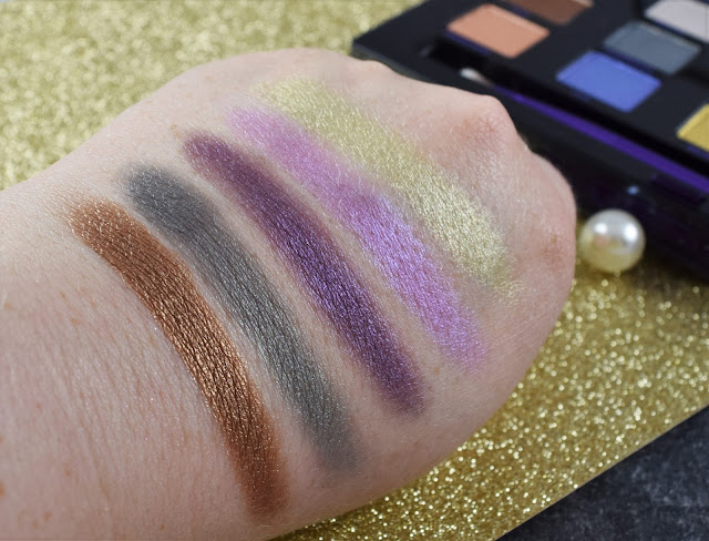 Urban Decay UD XX Vice Ltd Reloaded palette swatches