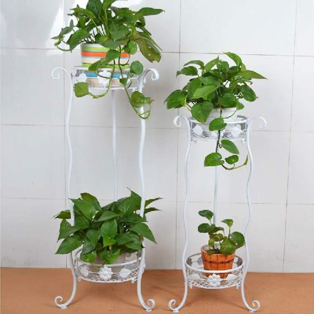 Modelos de estantes para maceteros - Estantes para plantas ...