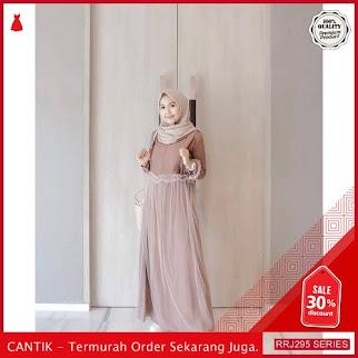 Jual RRJ295D89 Dress Syarasa Maxy Wanita Sy Terbaru Trendy BMGShop