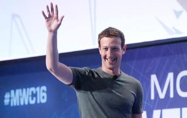 Mark zuckerberg tinggalkan facebook untuk menjadi poloticus