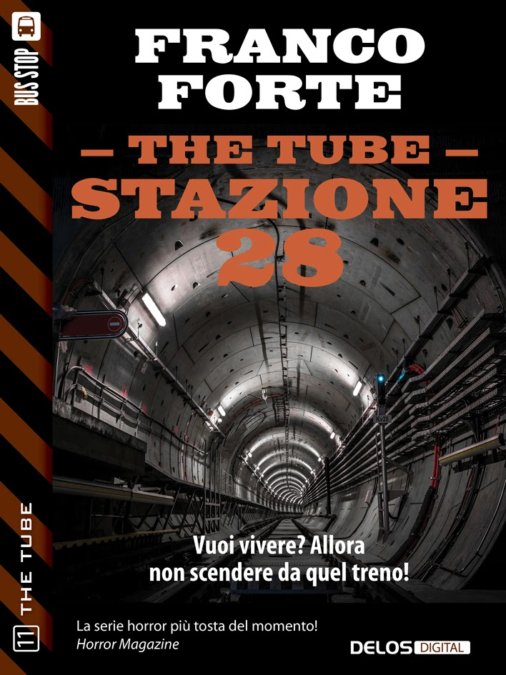 The Tube #11 - Stazione 28 (Franco Forte)