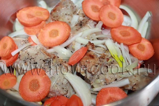 рецепт кролика по-кавказски с пошаговыми фото