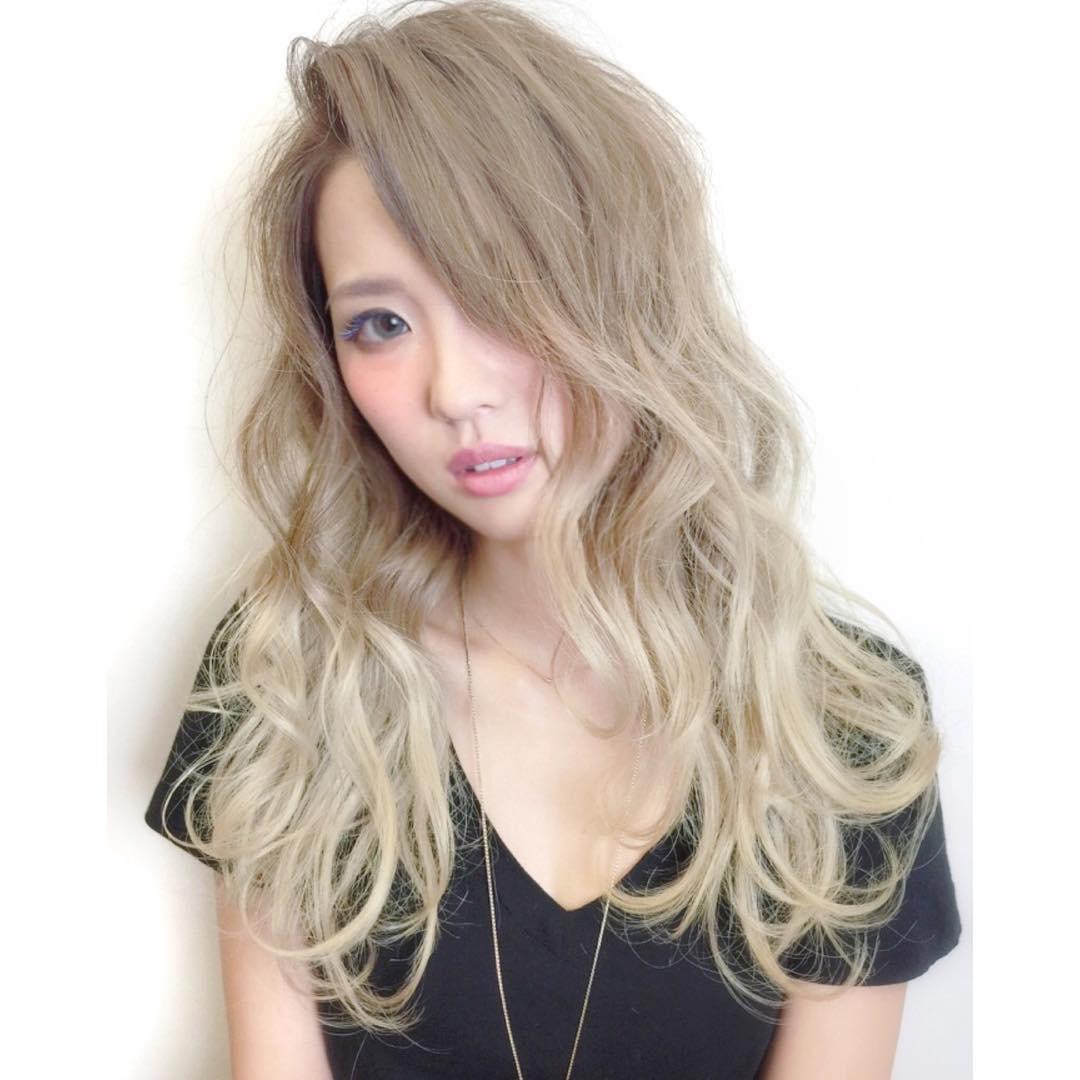medium beige blonde hair color - 700×700