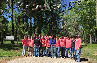 Montgomery Catholic Students Sent to Serve During Lenten Day of Service 1
