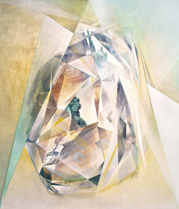 Взгляд сквозь кристалл. Джонатан Сайз (Jonathan Saiz) 27