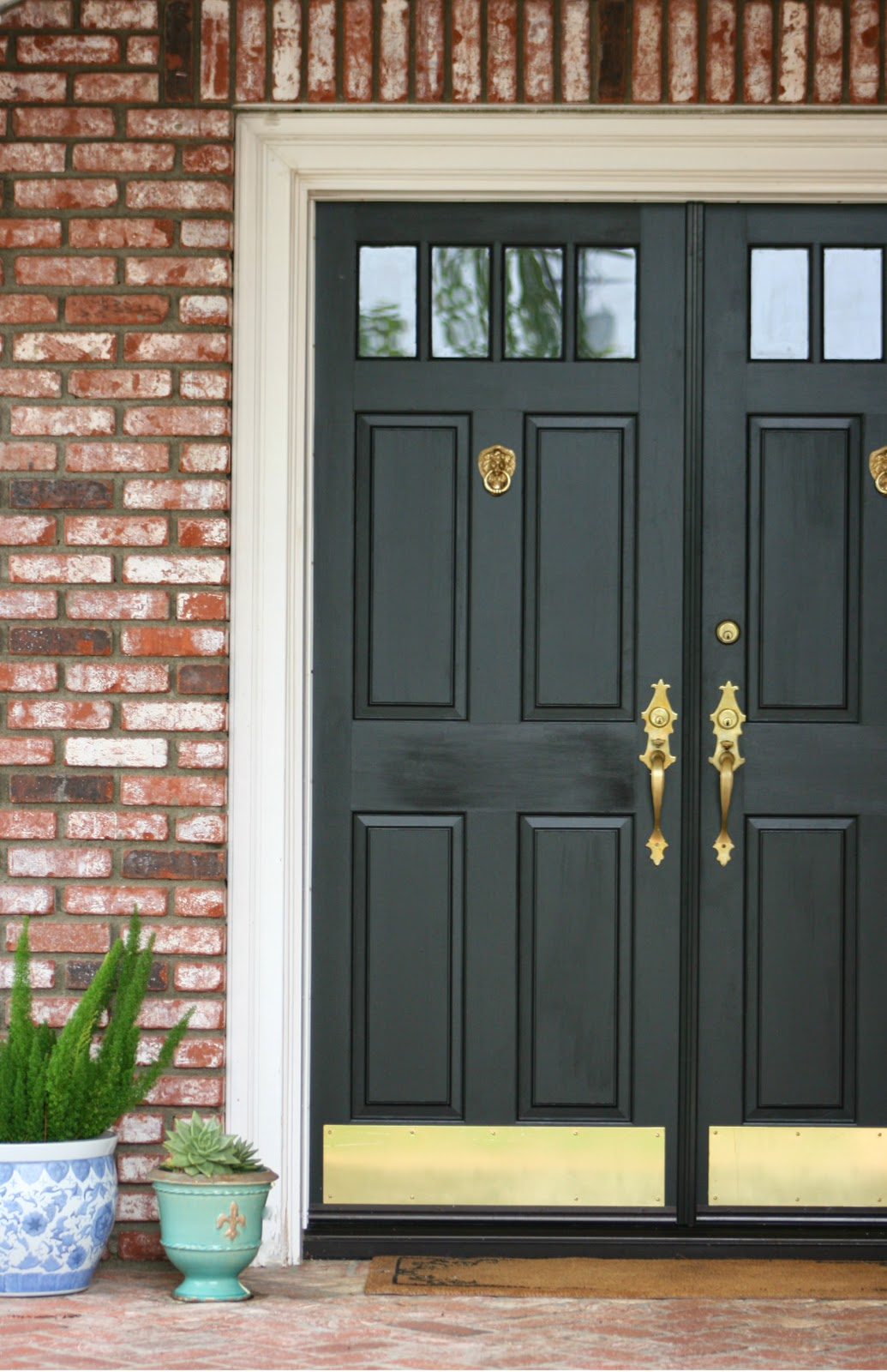 Entry Front Doors: Ciao! Newport Beach: Knock, Knock {a Front Door Makeover }