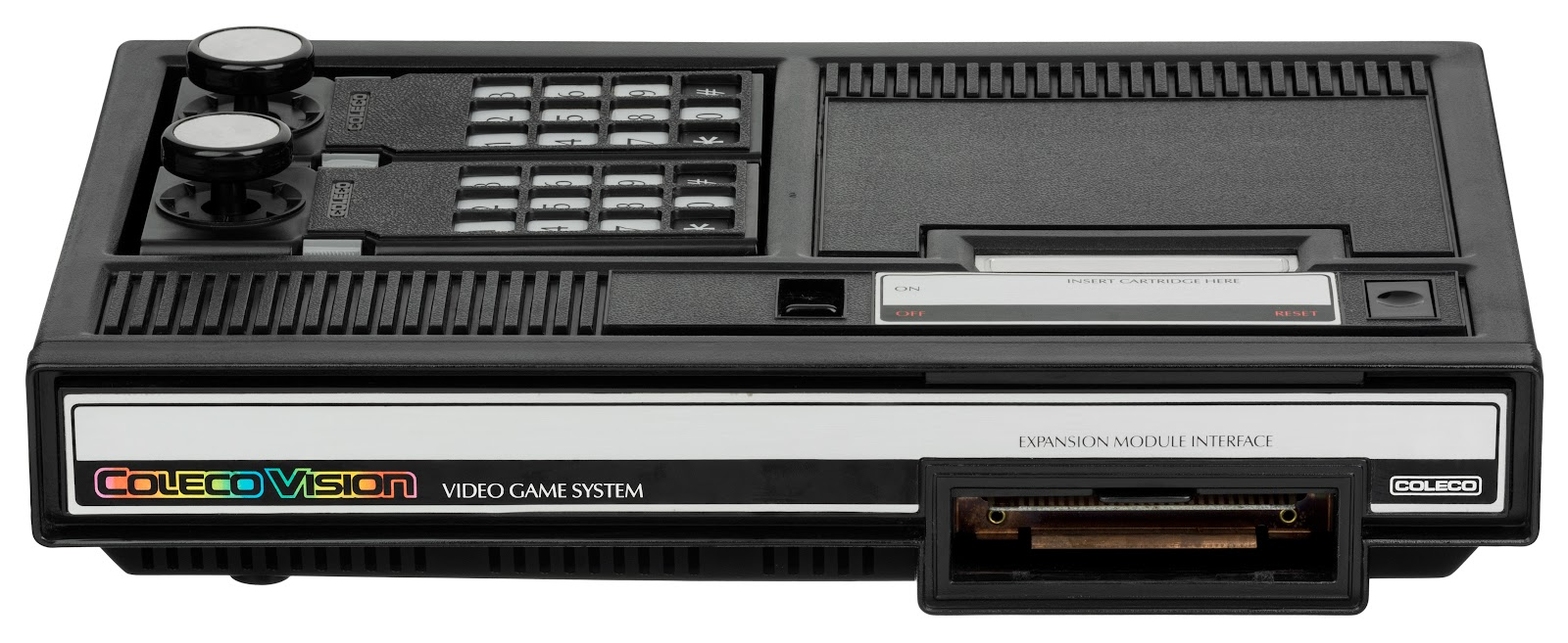 colecovision composite upgrade kit install guide [ 1600 x 657 Pixel ]