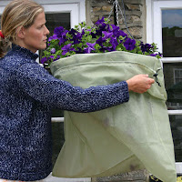 Easy Fleece Jacket for Plant Protection