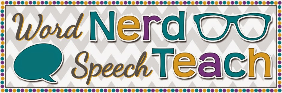 Word Nerd Speech Teach
