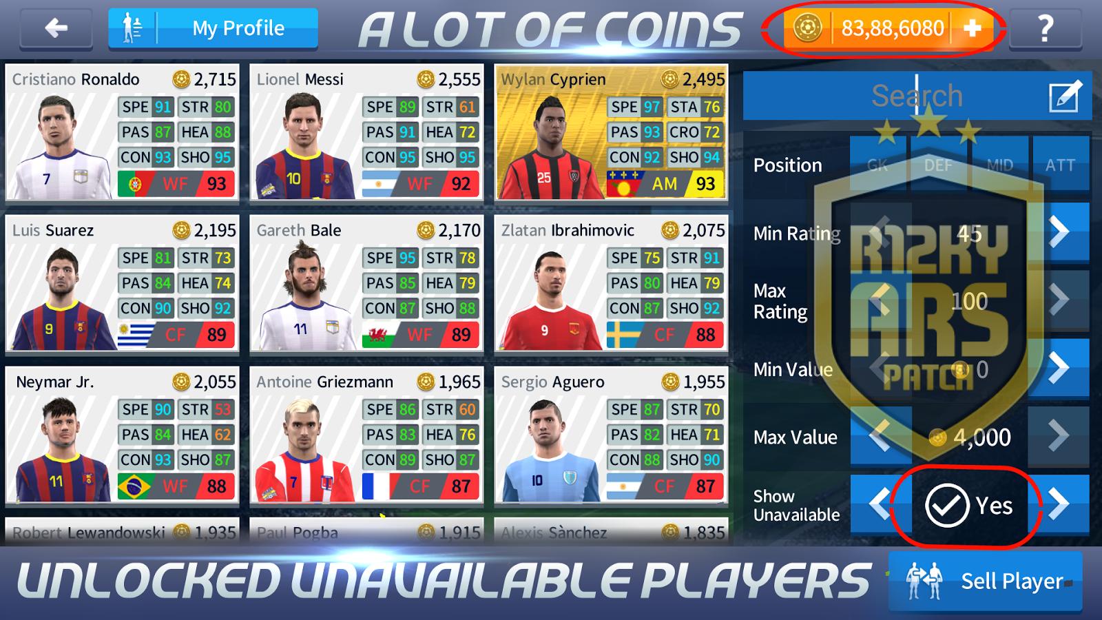dream league soccer 18 patch