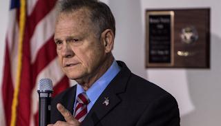 Republicans make 180 on Roy Moore after Trump endorsement