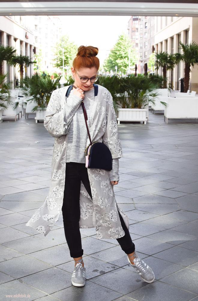 Kimono richtig kombinieren