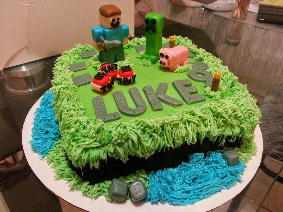 Minecraft Cake Ideas Without Fondant 12700 Swaggy Simple C