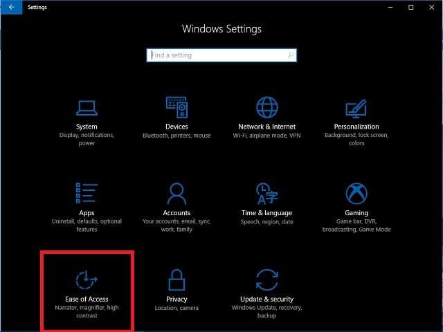 Mematikan Windows Animations untuk Mempercepat Windows 10 2