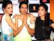 Nargis Fakhri, Varun Dhawan and Ileana D'Cruz