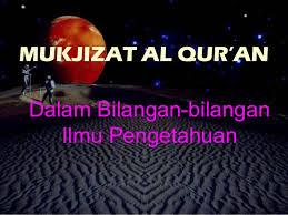 Makalah Mukjizat Alquran
