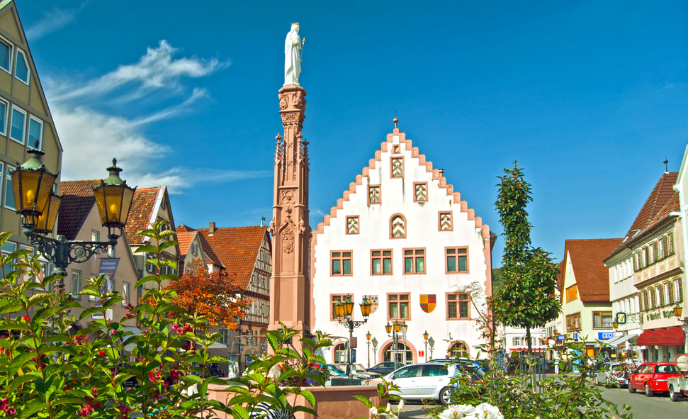 10 Breathtaking Towns In Germany - Bad Mergentheim