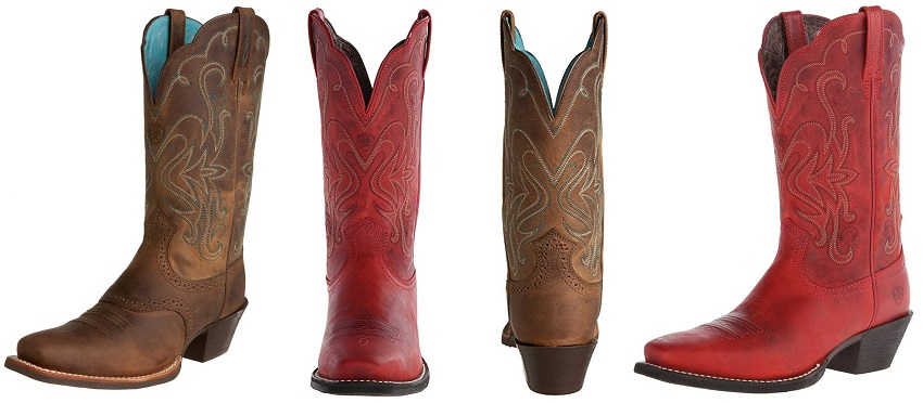 Ariat Legend Western Boots for only $100 (reg $190)