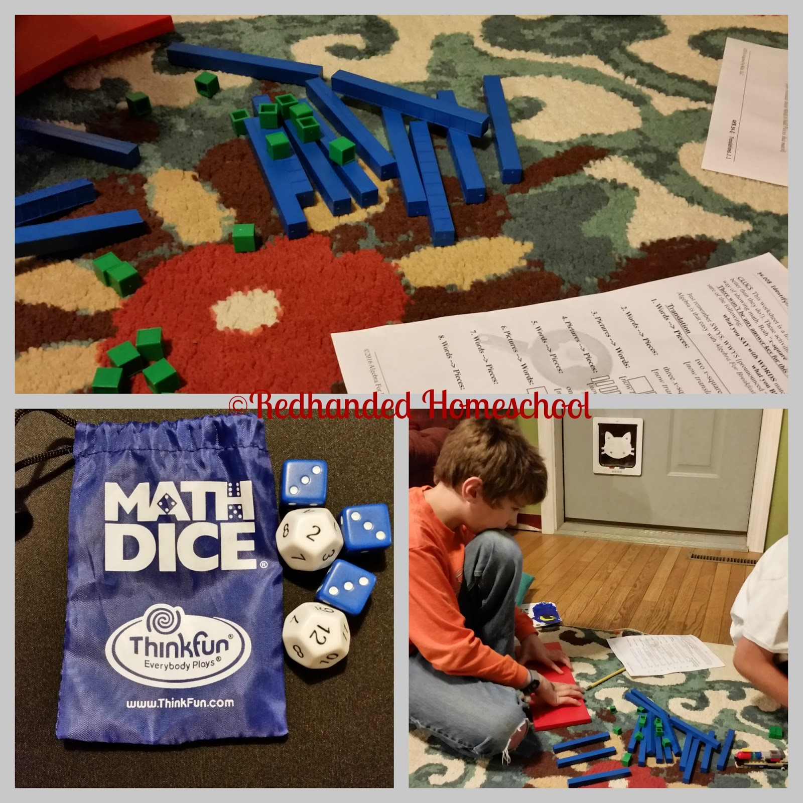Insane In The Mombrain Algebra For Breakfast A Homeschool Crew Review