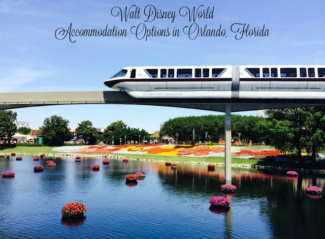 Walt Disney World Accommodation Options in Orlando, Florida