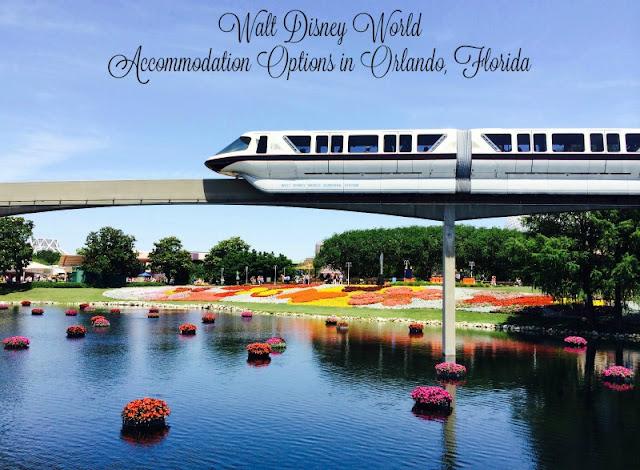 Walt Disney World Accommodation Options in Orlando, Florida