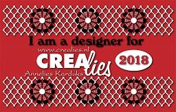 https://www.all4you-wilma.blogspot.com I am a designer for Crealies 2018
