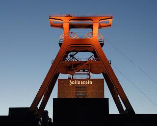 Entrada al complejo de Zollverein