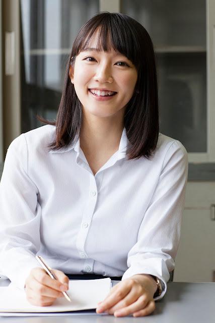 Riho Yoshioka 吉岡里帆 Sensei Shonichi Images 15