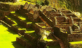 O Setor Urbano de Machu Picchu - Peru