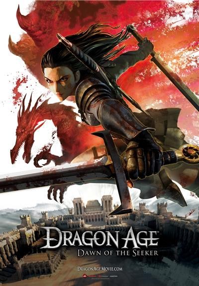 Dragon Age Dawn Of The Seeker DVDRip Subtitulado