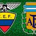 ***VER**** ECUADOR VS ARGENTINA EN VIVO ONLINE 10 DE OCTUBRE