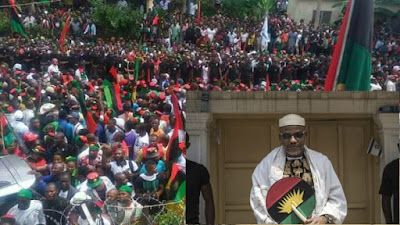 Threat to boycott Anambra governorship election not Nnamdi Kanu's idea - IPOB