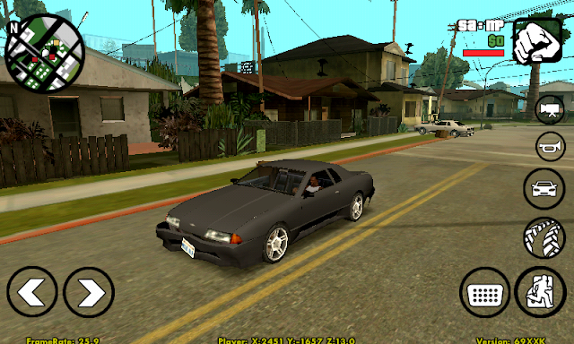 GTA SA Online For Android