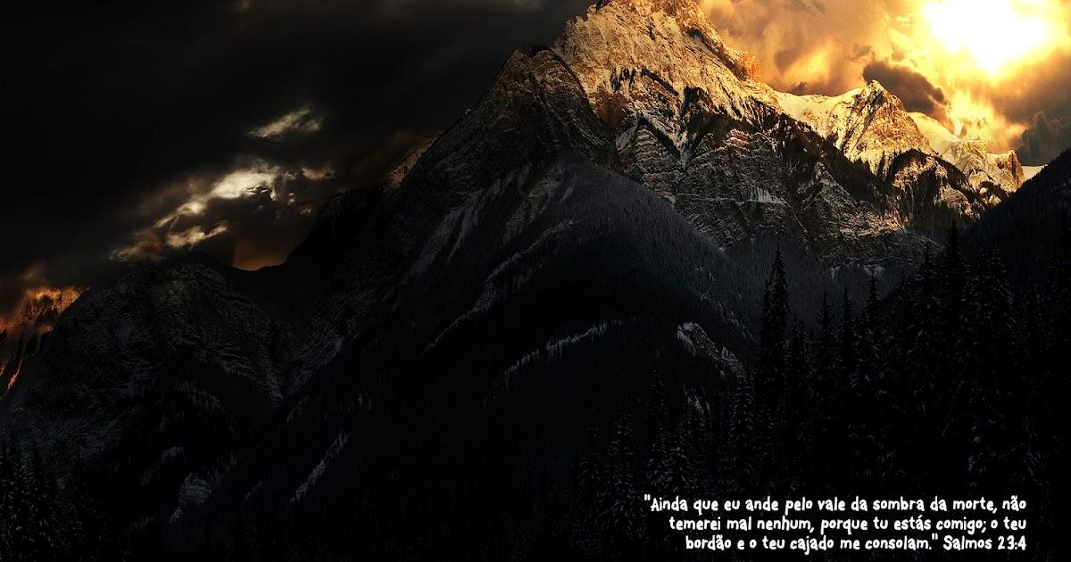 Ainda Que Eu Andasse Pelo Vale Da Sombra Da Morte Não Temerei Mal Algum: Devocional Bom Dia Com Jesus: Devocional Diário