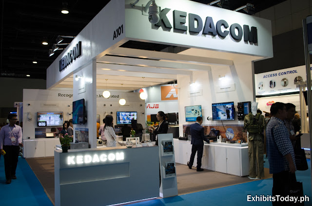 Kedacom Trade Show Display